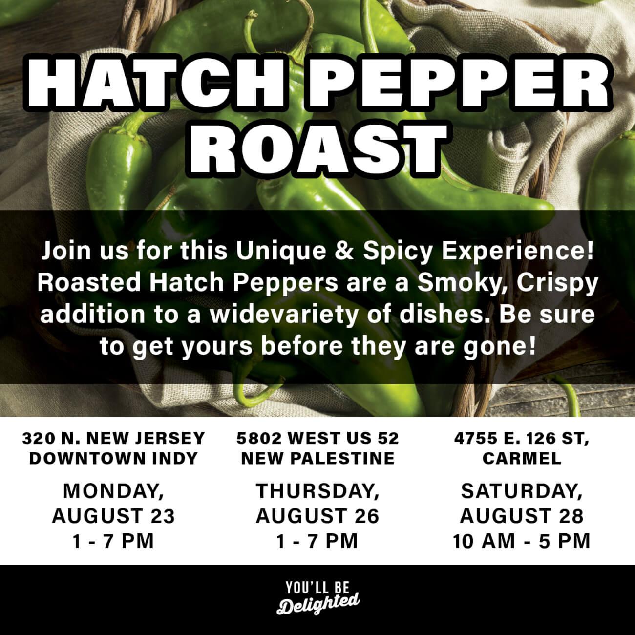 Hatch Pepper Roast